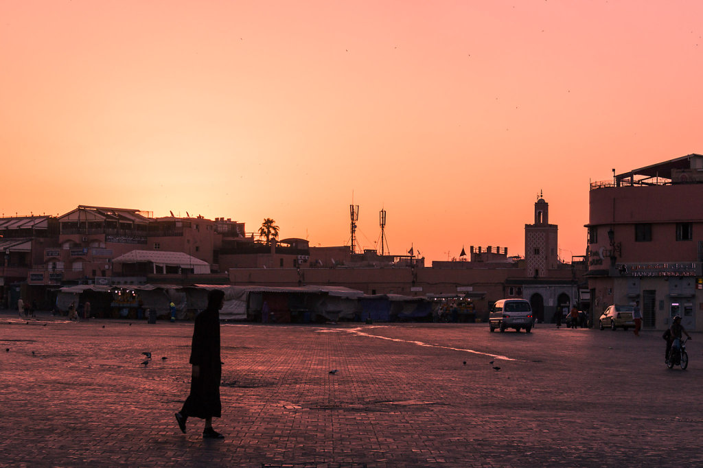 Maroc - Marrakech Streets
